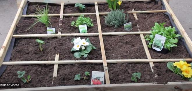 Petit jardin ou terrasse, vous aussi vous avez le droit à votre carré potager !
