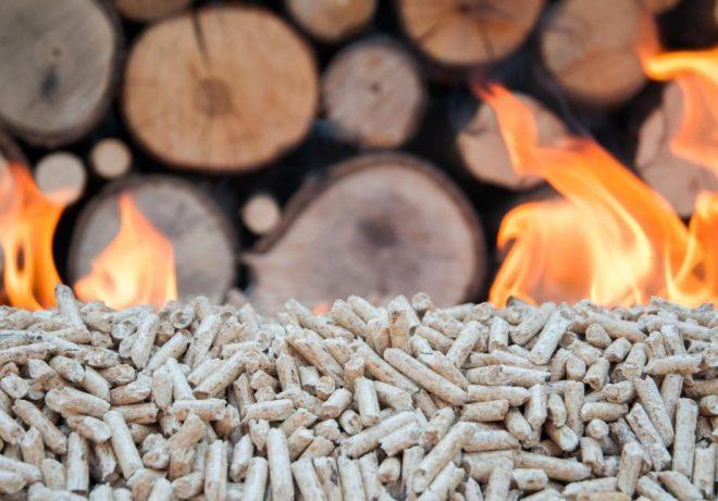 Le granulé de bois, le combustible propre et économique