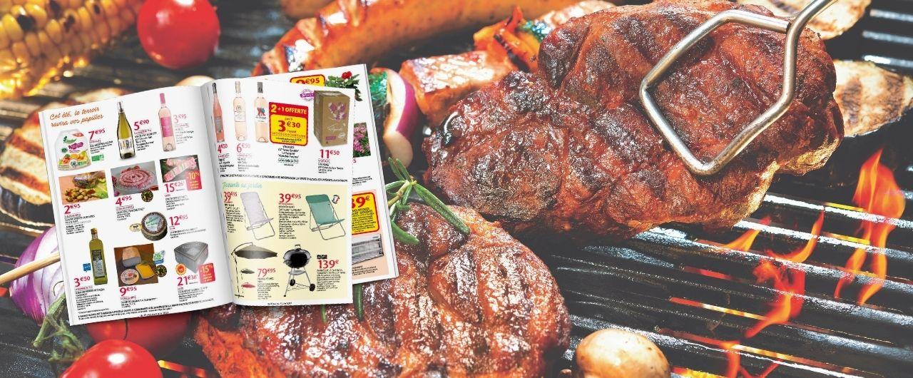 Promotions dans le dépliant Terroir, Barbecue et Plein Air